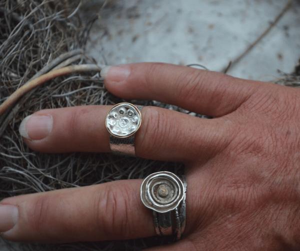 Ring met zeeuwse knoop