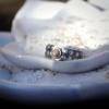 Handgemaakte ring van zilver en goud in opdracht
